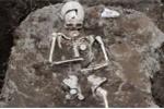 Phát hiện hài cốt trẻ em 3.000 năm tuổi trong công trình xây dựng