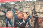 Tái hiện hình ảnh vua Quang Trung đại phá quân Thanh