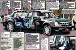 Siêu xe Tổng thống Mỹ Obama sắp lỗi thời