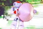 Sinh viên tranh tài viết ứng dụng di động cho robot