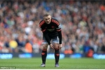 Rooney không ghi bàn ở sân Everton suốt 8 năm qua