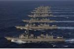 Nhật lắp radar, xây dựng lá chắn tên lửa đối phó Trung Quốc