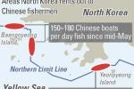 Hàn Quốc tố Triều Tiên bán quyền đánh bắt hải sản cho Trung Quốc