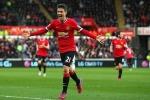 Clip: Ander Herrera mở tỷ số cho Man Utd