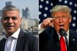Clip: Ông Donald Trump thách Thị trưởng London đọ IQ