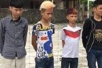 Lộ diện 4 kẻ ném đá ô tô trên cao tốc Hà Nội - Hải Phòng