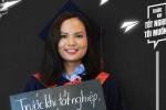 Á quân Vietnam's Next top Model muốn làm gì trước khi tốt nghiệp ĐH Ngoại thương?