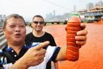 Kinh hoàng dòng 'sông máu' ở Trung Quốc