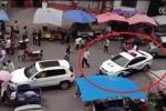 Video: Gặp tai nạn giao thông, cảnh sát quay xe bỏ đi