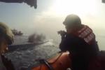 Video: Lực lượng vũ trang Mỹ đột kích, bắt tàu ngầm chở gần 6 tấn ma túy