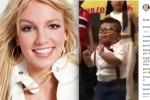 Britney Spears thích thú chia sẻ clip Ku Tin nhảy 'Vũ điệu cồng chiêng'