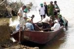 Tìm thấy thi thể thuyền trưởng bị nạn trên biển