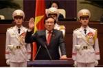 Video: Tân Chánh án TAND tối cao Nguyễn Hòa Bình hứa bảo vệ lẽ phải, quyền công dân