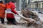 Video lũ lụt làm 40 người thiệt mạng