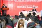 Thủ tướng gặp gỡ cộng đồng người Việt Nam tại Nga
