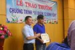 Người dân đầu tiên được thưởng tiền vì tham gia bắt cướp ở Sài Gòn