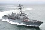 Trung Quốc điều chiến đấu cơ xuất kích khi tàu Mỹ áp sát đá Chữ Thập