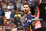 Messi chửi thủ môn đội bạn là thằng ngốc