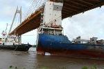 Vụ 3 tàu nghìn tấn đâm cầu Bính: Mời chuyên gia Nhật