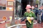 Cháy quán karaoke, bé 4 tháng tuổi chết thảm cùng bố mẹ