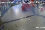 Clip: Trộm gài mìn nổ tung cây ATM để lấy tiền