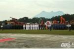 Quân khu I vô địch Hội thao công binh toàn quân 2016