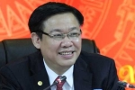 Ông Vương Đình Huệ: Từ cậu học trò nghèo giỏi nhất vùng trở thành Phó Thủ tướng