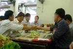 Cục trưởng thi hành án dùng bia rượu trong giờ hành chính bị kiểm điểm