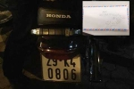 Gói ma túy trong tiền hòng qua mắt cảnh sát 141