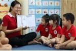 Lập kỷ lục Guinness Việt Nam: 10.000 học sinh Vinschool cùng đọc sách