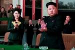 Đệ nhất phu nhân Triều Tiên tái xuất