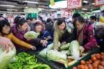 Cảnh người Trung Quốc giành nhau vơ vét siêu thị trong đợt rét kỷ lục