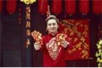 Phan Mạnh Quỳnh lịch lãm trong bộ ảnh đón xuân
