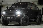 Xe bán tải bọc thép hạng sang có giá từ 300.000 USD