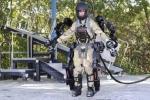 Lính Nga sẽ có 'siêu năng lượng' nhờ khung xương trợ lực 'chứa não'