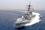 Ai chỉ huy tàu chiến Mỹ đi vào vùng 12 hải lý thuộc Hoàng Sa?