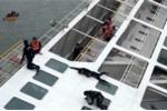 Chìm phà Hàn Quốc: Hành khách bị 'khóa chết' trong khoang