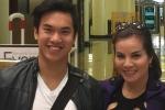 Con trai hot boy của Hoa hậu Kim Hồng được mẹ sang Mỹ chăm sóc