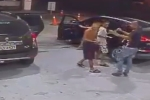 Clip: 'Trẻ trâu' manh động cướp ôtô ở trạm xăng