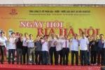 Hơn 30.000 thực khách đến Ngày hội Bia Hà Nội