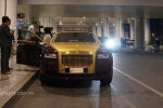 Rộ tin bầu Hiển mua Rolls-Royce Ghost mạ vàng độc nhất Việt Nam
