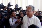 Cựu tài xế của bà San Suu Kyi được bầu làm Tổng thống Myanmar