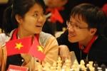 Video: Chuyện tình đẹp như mơ của cặp đôi vàng cờ vua Việt Nam