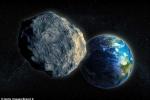 Thiên thạch sượt ngang qua Trái đất vào tháng 3