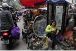 Khám phá phiên chợ đồ cổ có một không hai giữa Thủ đô ngày cuối năm