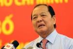 Cựu Bí thư TP.HCM bật khóc ngày ông Võ Văn Thưởng nhận nhiệm vụ mới