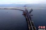 Trung Quốc thông xe cây cầu vượt biển dài nhất thế giới
