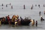 Lật thuyền trên sông Hằng, 60 người chết và mất tích