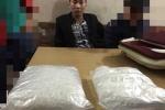 Triệt phá đường dây ma túy liên tỉnh, thu giữ số lượng lớn ma túy đá