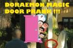 Video: Sửng sốt với cánh cửa thần kỳ của Doraemon ngoài đời thực